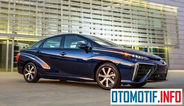 Toyota akan memegang hak Olimpiade