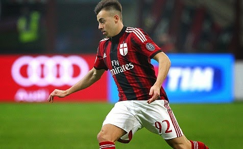El Shaarawy on Arsene Wenger's radar