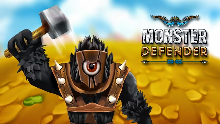 Monster Defender Gameplay Android