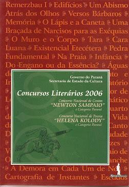 Conc Nacional e Poesias Helena Kolody 2006