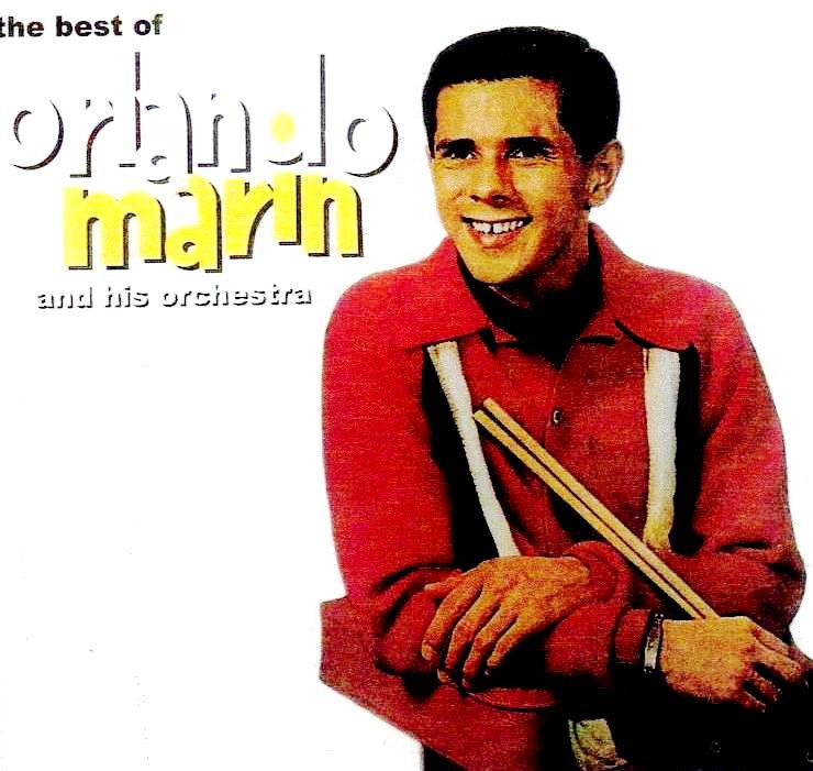 Orlando Marin And His Orchestra Se Te Quemo La Casa