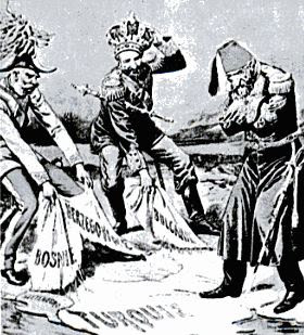 the bosnia crisis in 1908 essay Bosnian crisis 1908 09 each succeeding international crisis from 1905 to 1913 from psci 102 at vanderbilt bosnian crisis 1908-09: causes of ww1 essay outline vanderbilt.