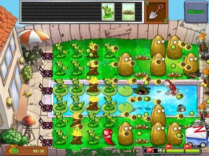 Plants vs Zombies (Растения против Зомби) – скачать на android устройтсва