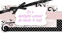 Spotlight Winner April 2017 YAY!