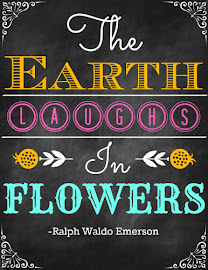 The Earth Laughs In Flowers Printable