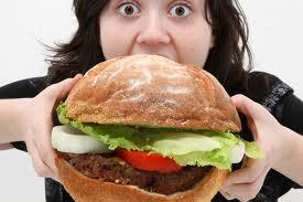 Nafsu Makan Bertambah Karena Rasa Bersalah