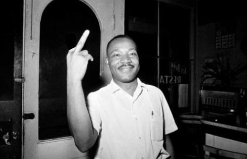 What The Fuck Have You Done Happy Martin Luther King Day