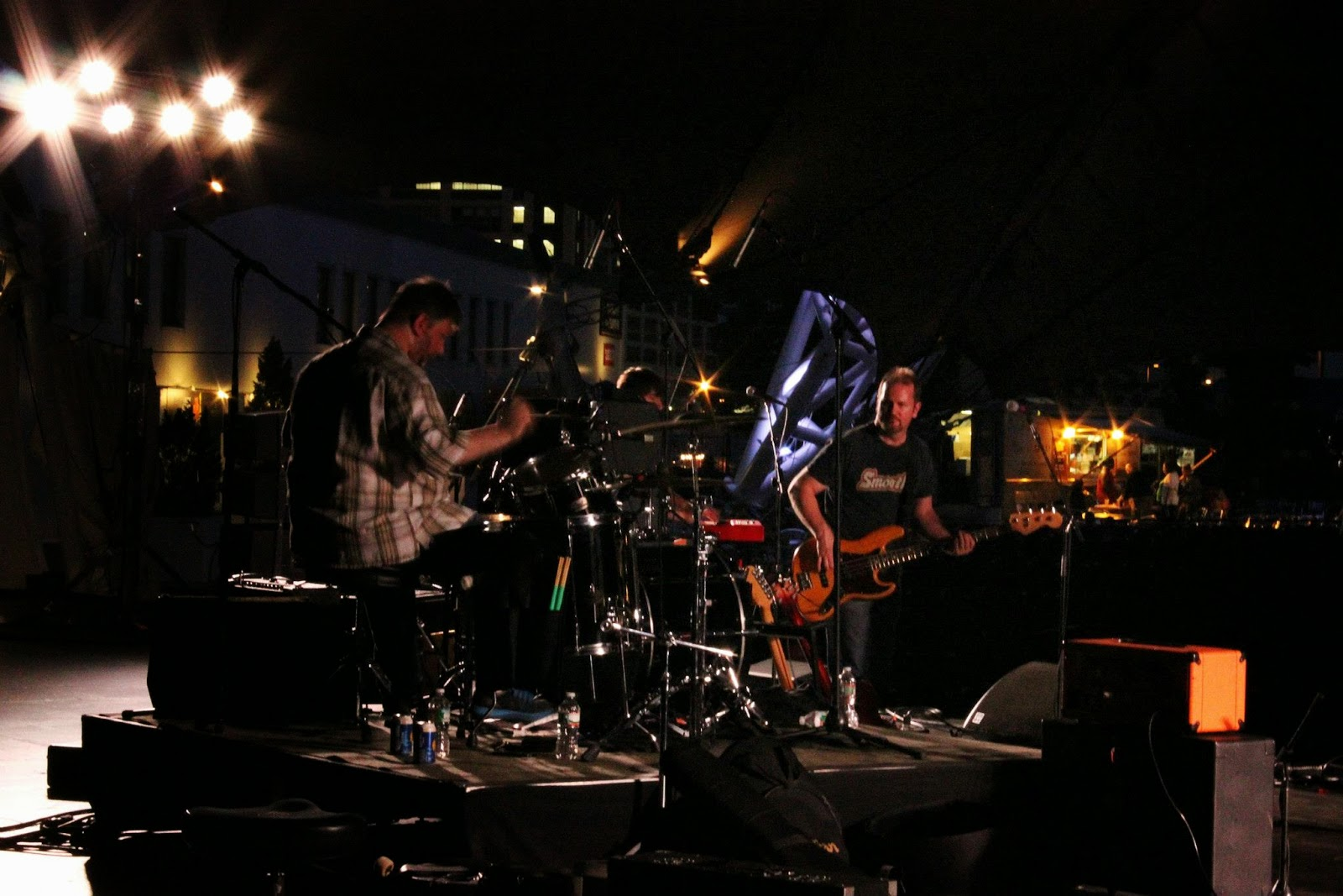 The Rationales at the Blue Hills Bank Pavilion June 2014