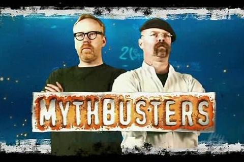 Mythbusters logo