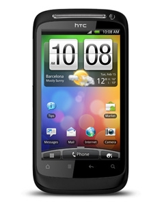 HTC Desire S, HTC Product, Market HTC, HTC Smartphone