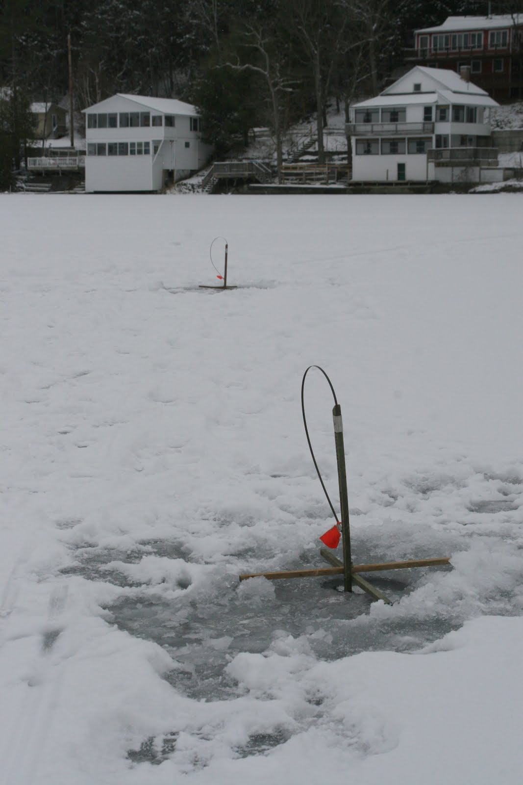Vermont fly fishing ice fishing anybody for Ice fishing flies