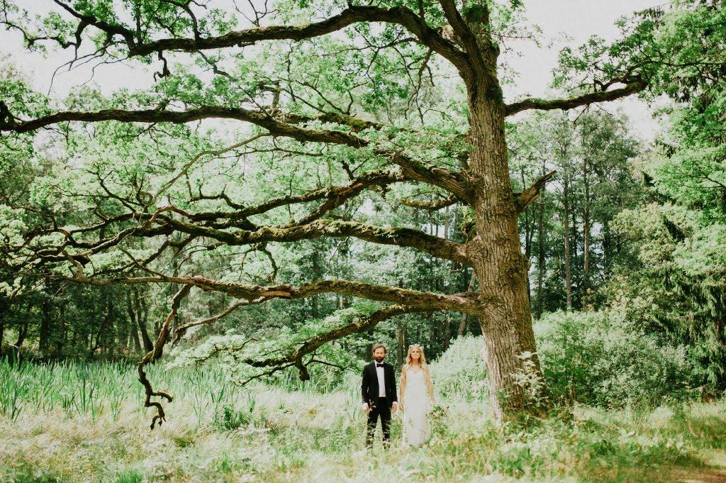 Somrigt bröllop i Värnamo