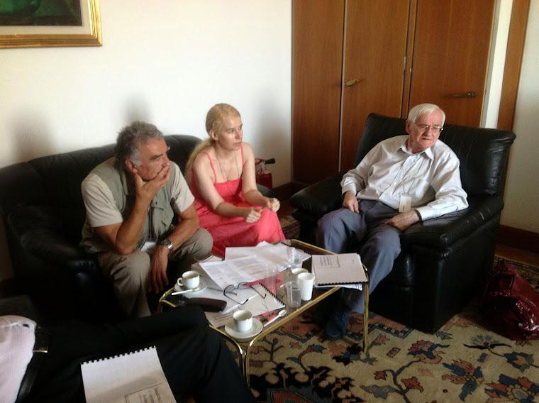 Prof.dr.Ieronim Mihaila, ing.J.-B.Deloly AIRAMA, Olivia Marcov