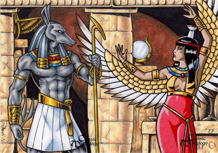 anubis and horus relationship goals