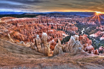 Place the best travel tour Bryce Canyon, Arizona