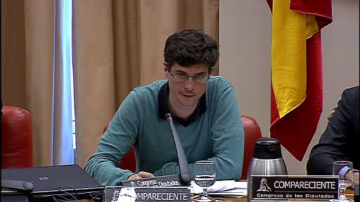 Comparecencia de Cuentas Claras, Ongil, Comisión Cosntitucional