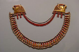 Lovely Ancient Egyption Jewelry Necklace