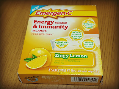 energy boost, immune support