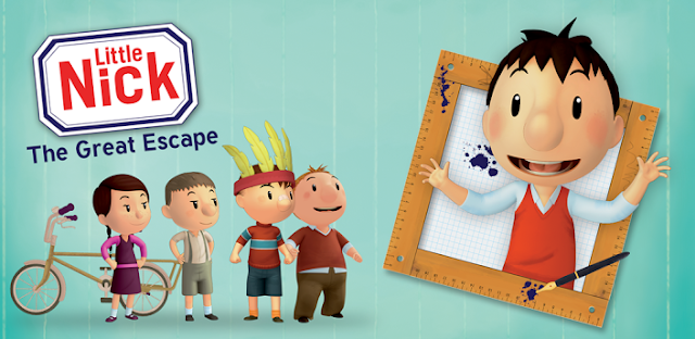 Little Nick The Great Escape Apk v.1.0 Full Direct Link