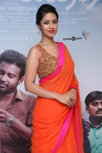 Nivetha Pethuraj Actress Photos In Oru Naal Koothu Tamil Movie