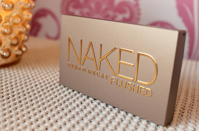 Urban Decay Spring Collection 2013 Naked Flushed