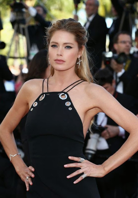 "Doutzen Kroes at the ""Youth"" Premiere"