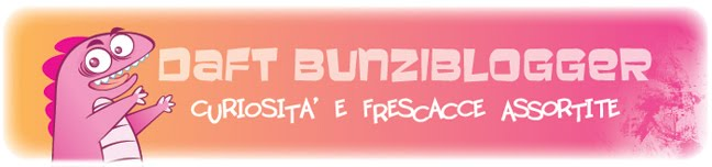 Daft Bunziblogger