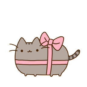 Kawaii pusheen