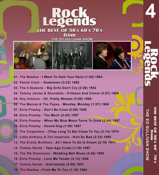 Rock Legends Show 04 ... 46 minutos