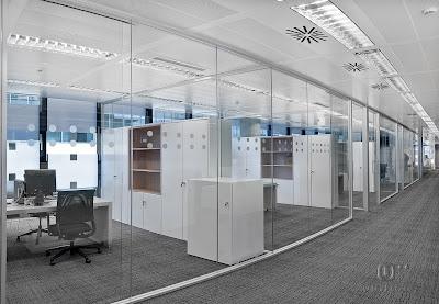 Diseño de interiores oficinas