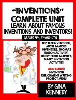Inventions Enrichment Unit