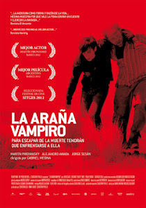 """La araa vampiro"" Estreno 4 de Octubre"