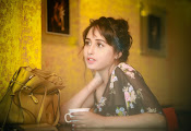 Haritha glamorous photo shoot-thumbnail-7