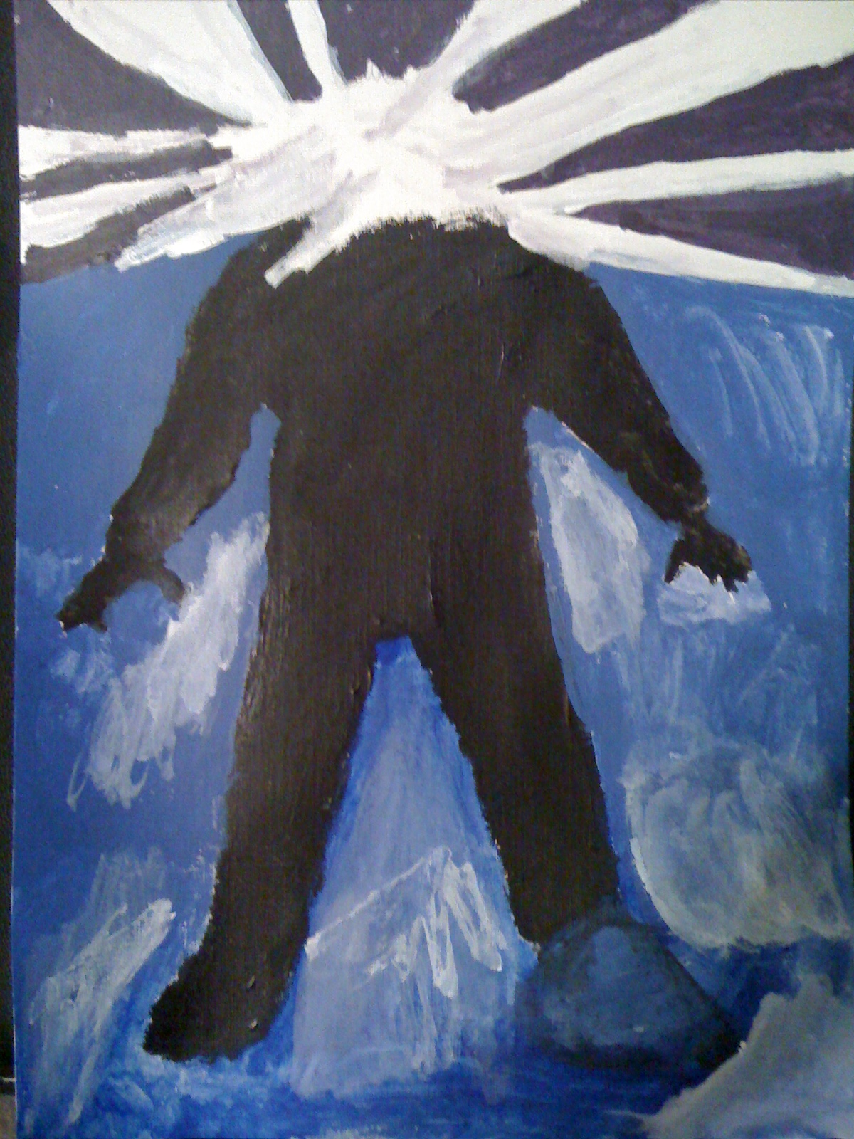 My The Thing Poster