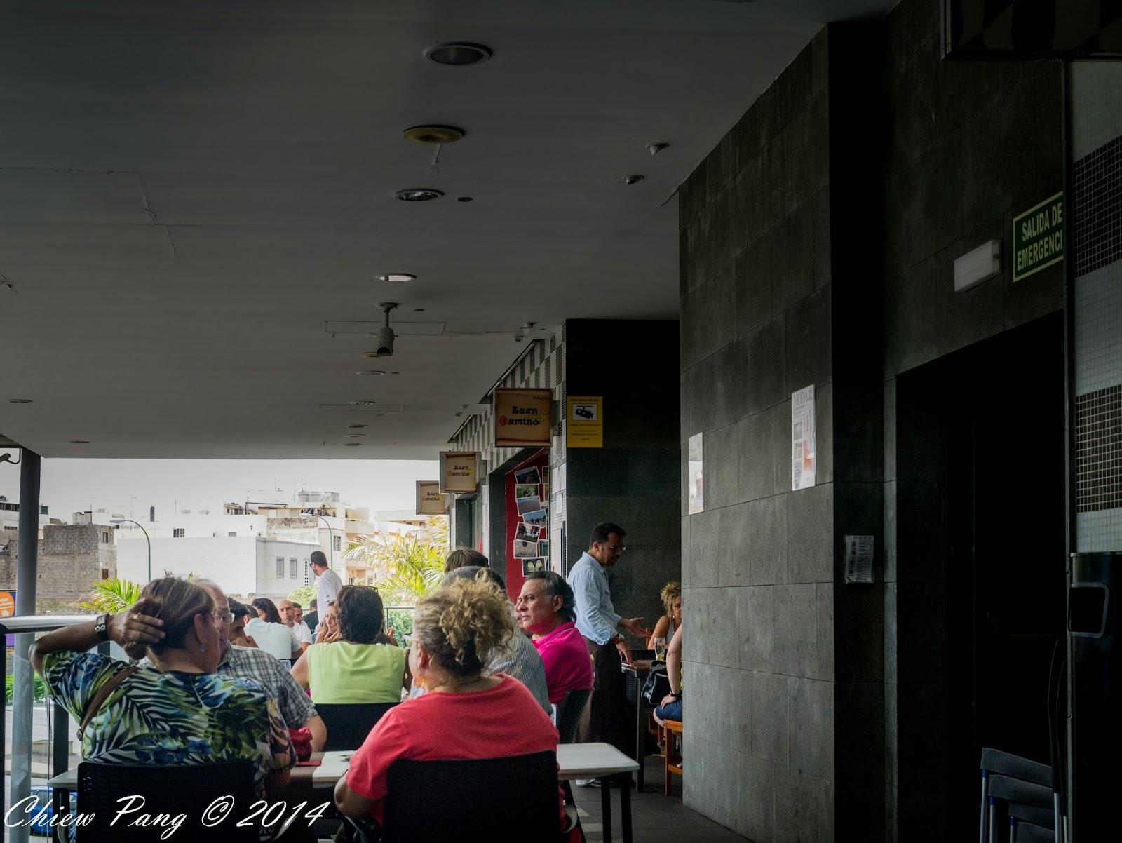 Taberna Buen Camino, Las Palmas