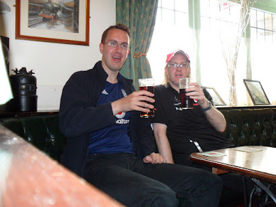 Cheers! At The Railway, Berkswell