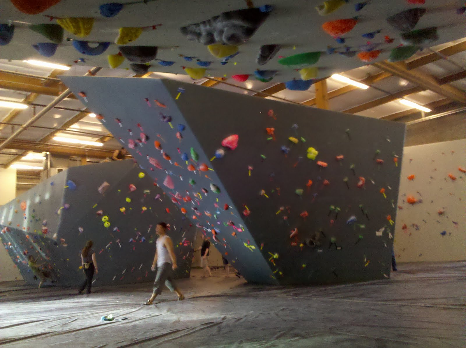 seattle bouldering project If you're looking for a way to hone your rock-climbing skills over the winter, make a point of checking out the seattle bouldering project in beacon hill.