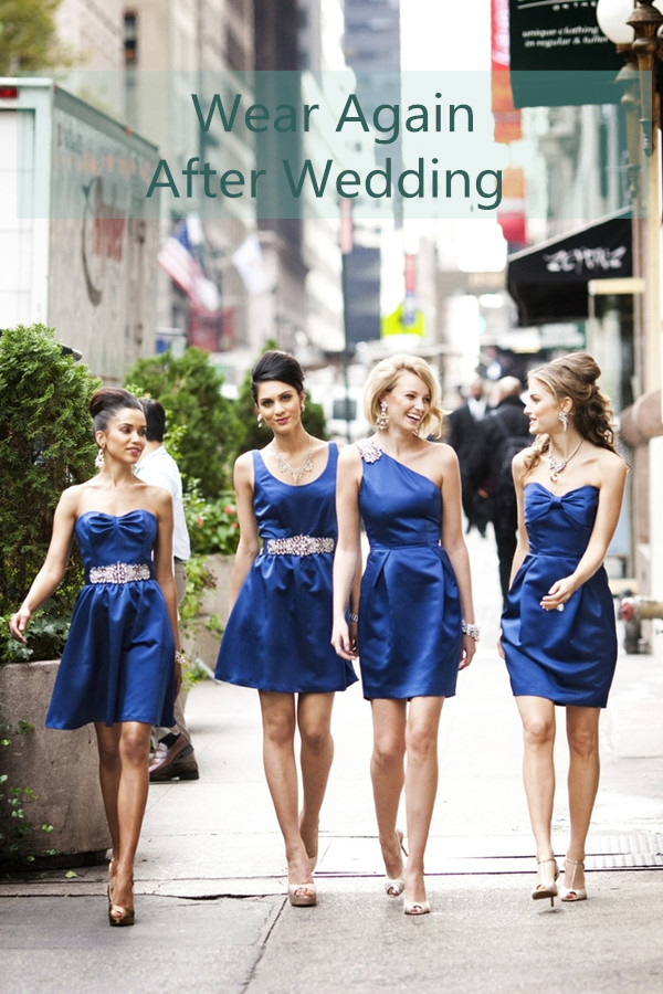 wear again bridesmaids dresses