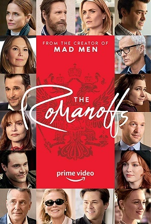The Romanoffs Séries Torrent Download capa