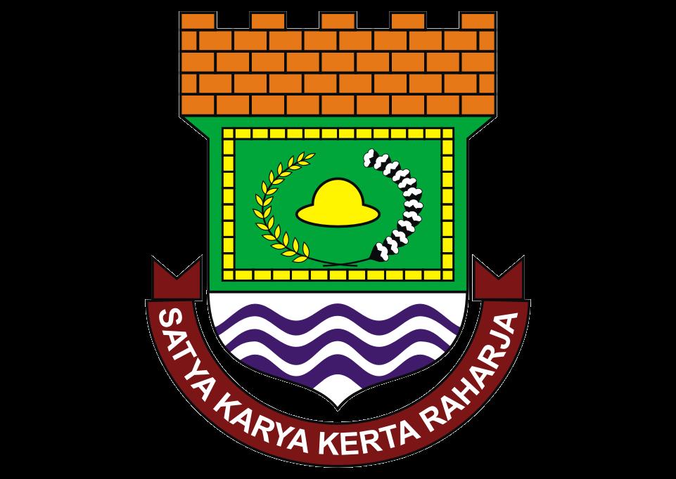 Kabupaten Tangerang Logo Vector ~ Format Cdr, Ai, Eps, Svg