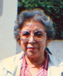 Gracias Jesús, gracias Bella María porque mi mamá estuvo conmigo 44 años de mi vida.
