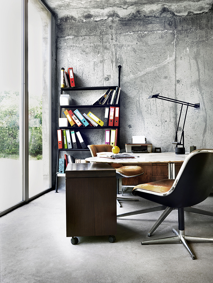 Friday Finds Knoll Pollock ChairThe Solution Girl