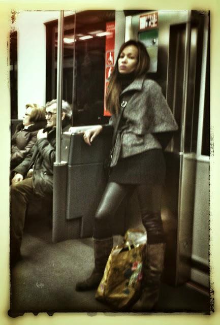 metro, moda, Planeta humano,