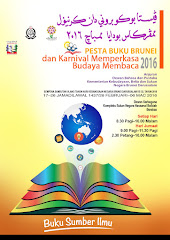 PESTA BUKU BRUNEI 2016