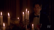 American Hotel Devil's Night Horror Story