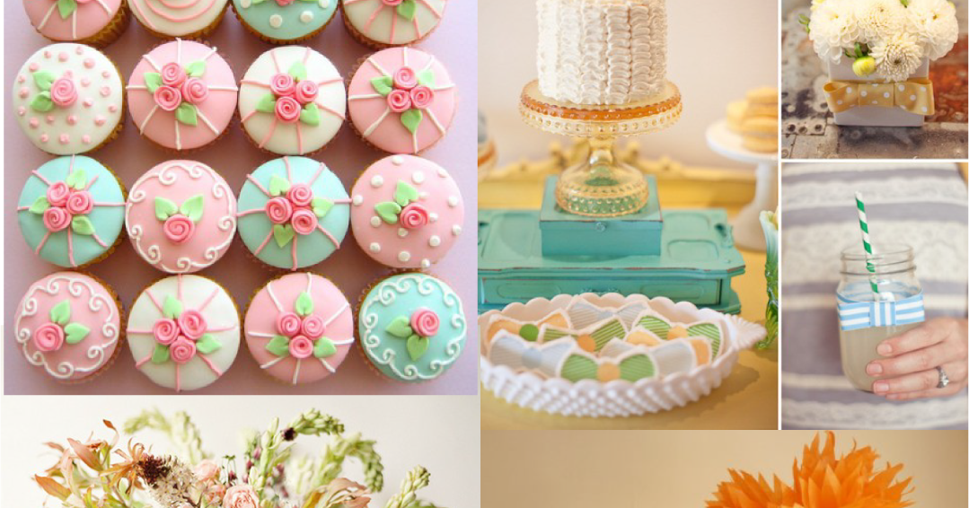 Wedding Gift Ideas Second Time Around : Inspired Celebration: Summer Baby Shower
