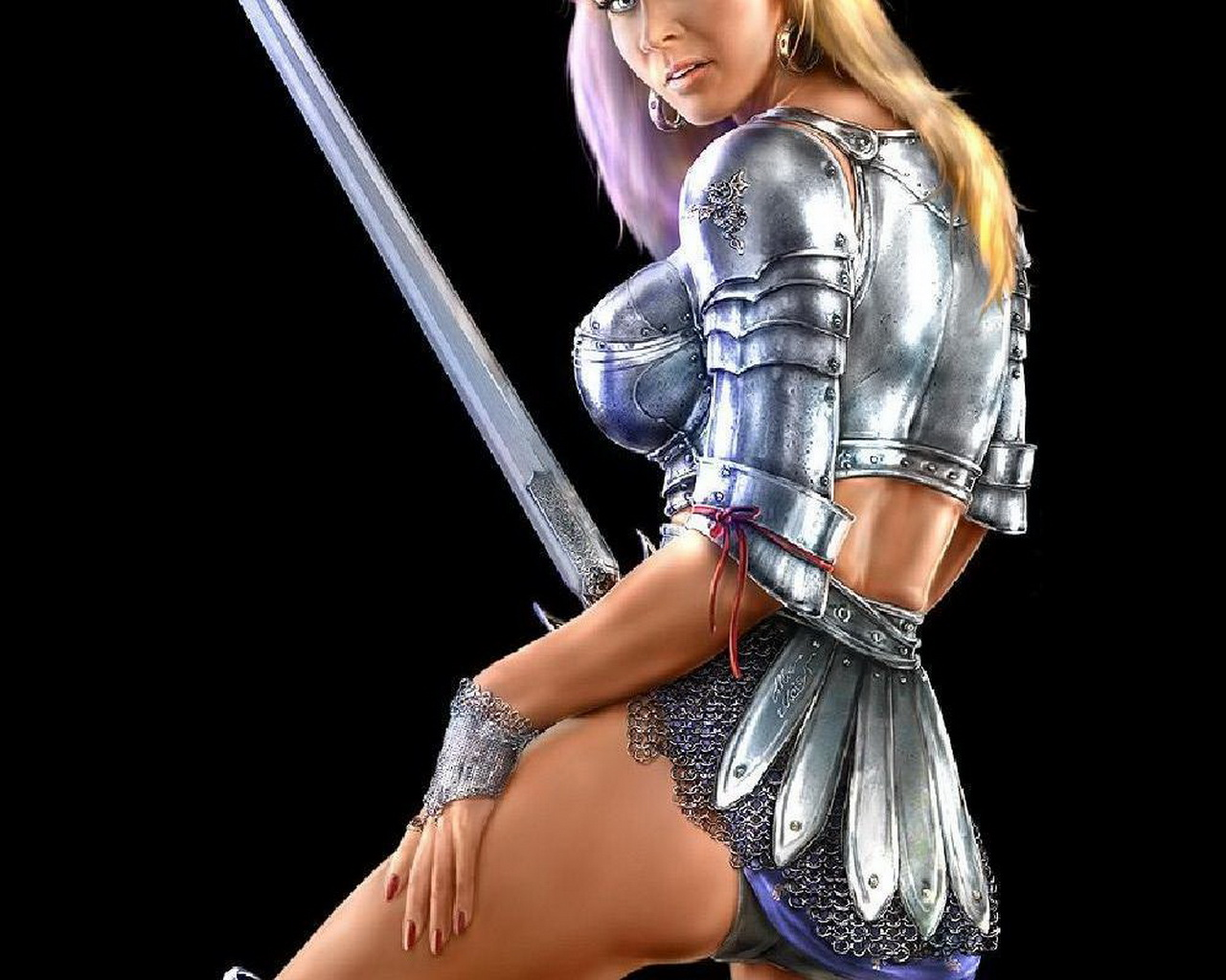 Warrior Women - Female fantasy art part 2