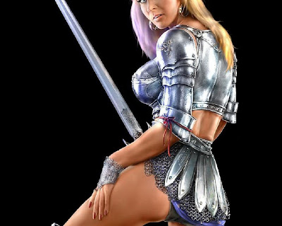 Warrior Women - Female fantasy art