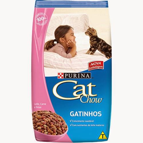 Ração Purina Cat Chow