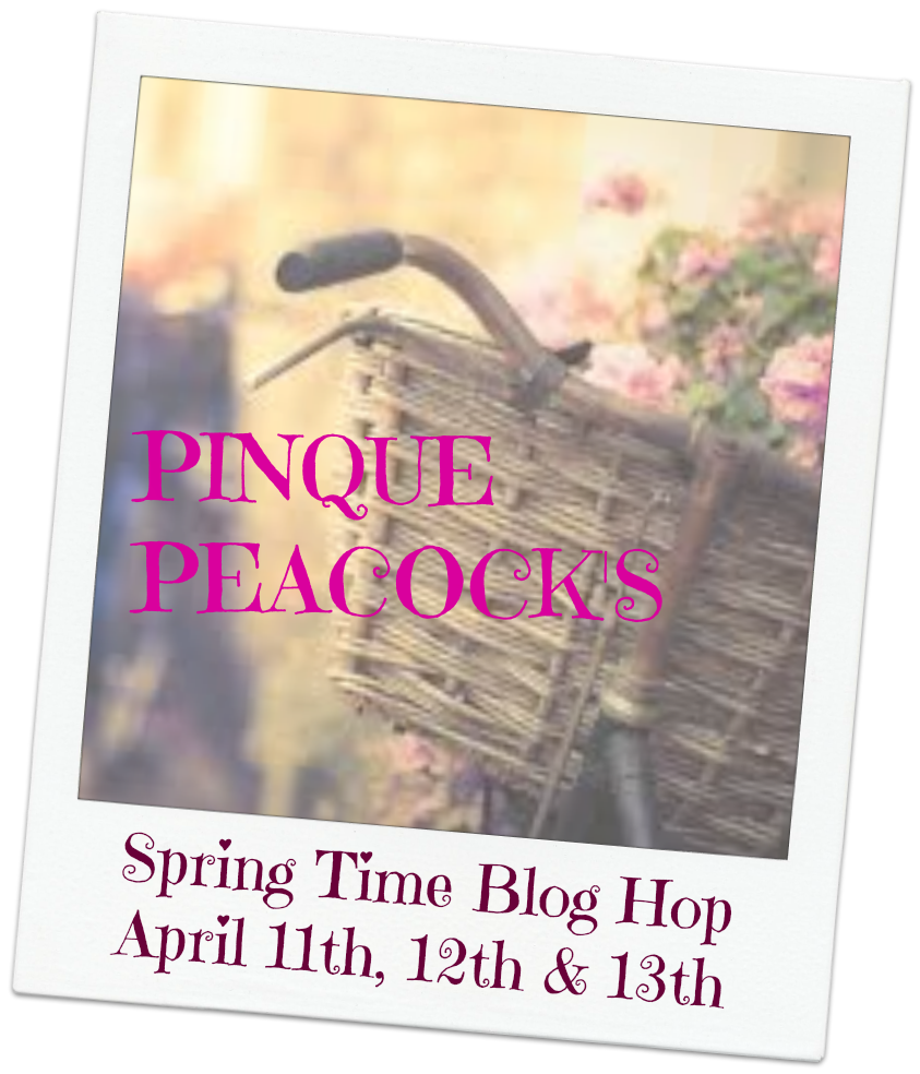 Pinque Peacock blog hop